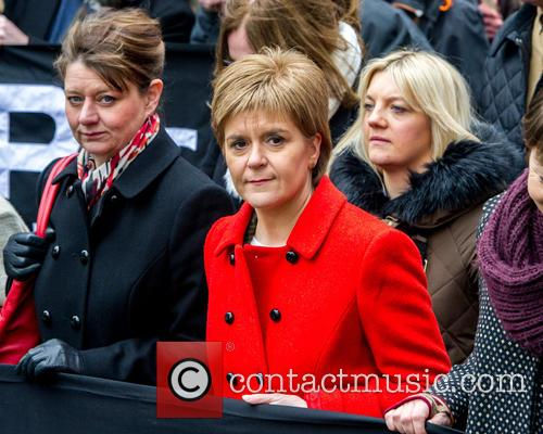 Nicola Sturgeon and Scotland's First Minister 8