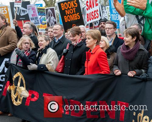 Nicola Sturgeon and Scotland's First Minister 9