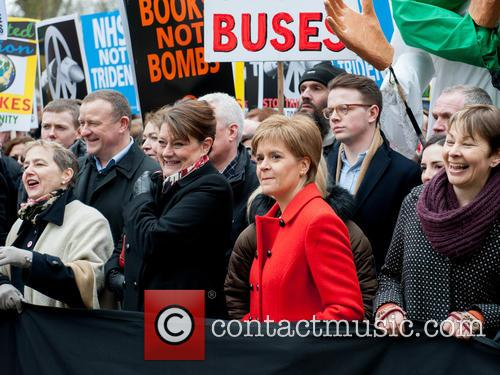 Nicola Sturgeon and Scotland's First Minister 11