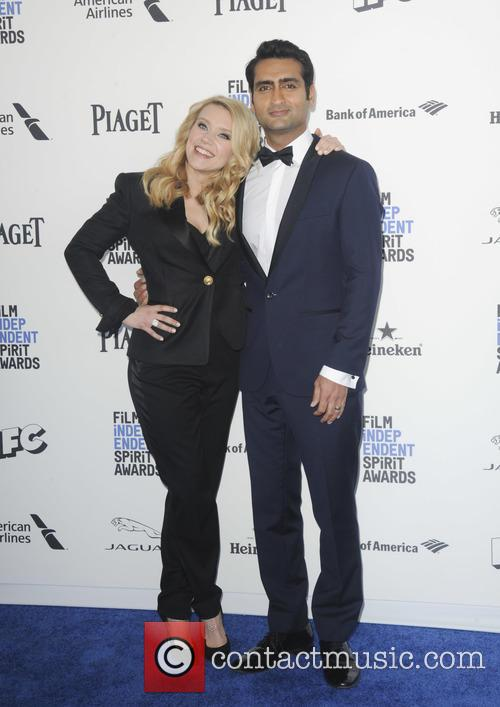 Kate Mckinnon and Kumail Nanjiani