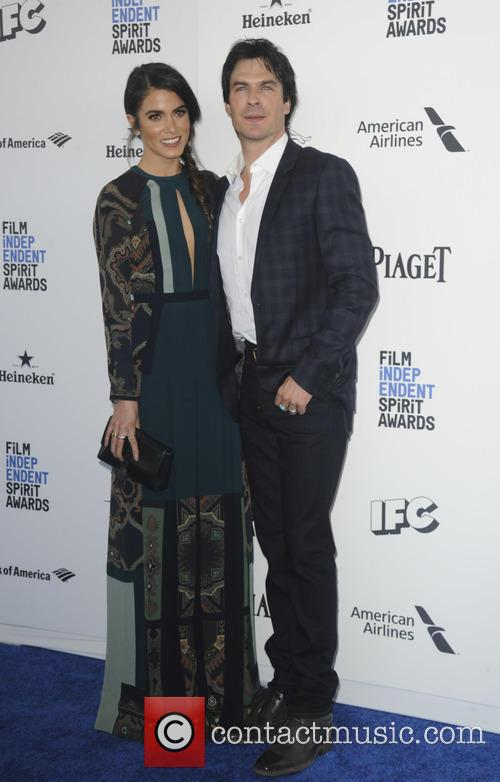 Nikki Reed and Ian Somerhalder 2