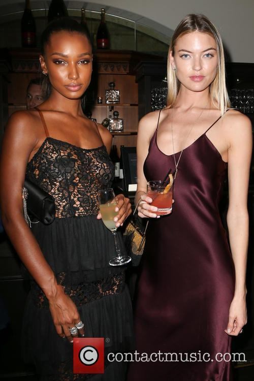 Jasmine Tookes and Martha Hurt 9