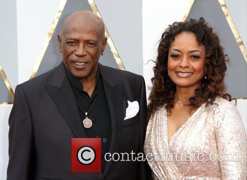 Louis Gossett, Jr. and Shirley Neal 2