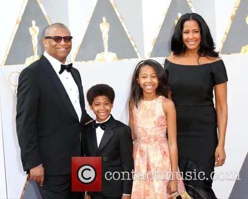 Reginald Hudlin and Family 2