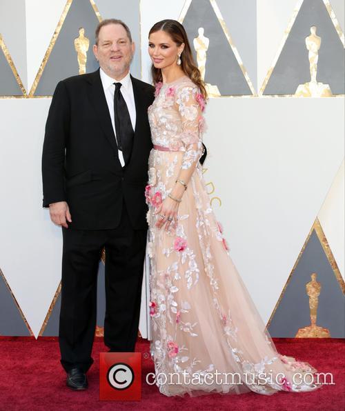 Harvey Weinstein and Georgina Chapman 3