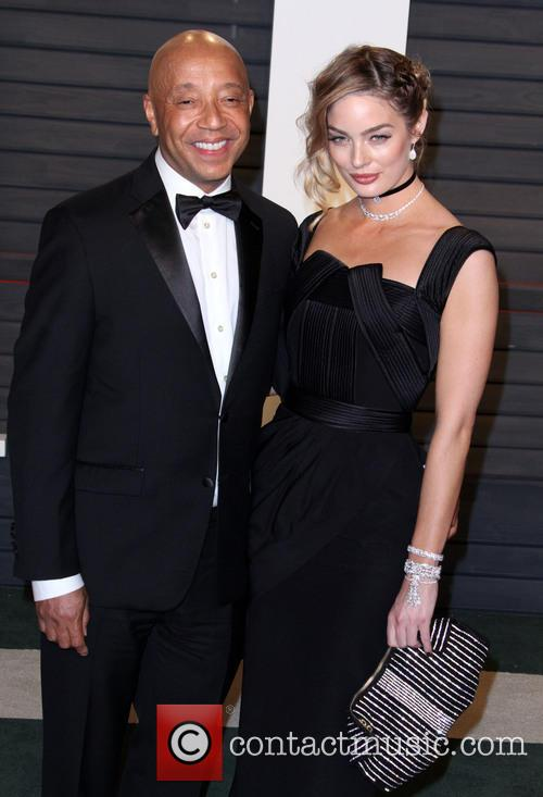 Russell Simmons and Lucy Mcintosh 4