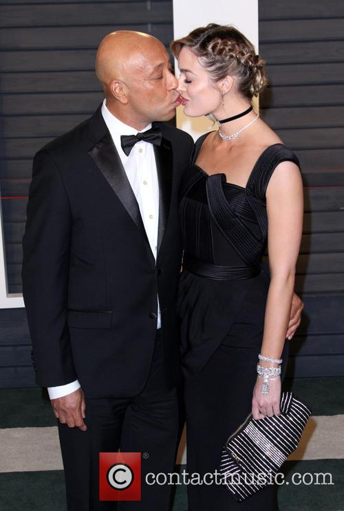 Russell Simmons and Lucy Mcintosh 6