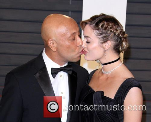 Russell Simmons and Lucy Mcintosh 7