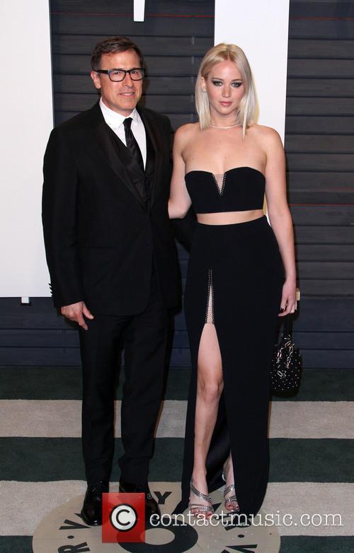 David O. Russell and Jennifer Lawrence 2