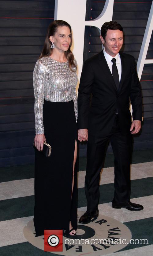 Hilary Swank and Boyfriend Ruben Torres 1