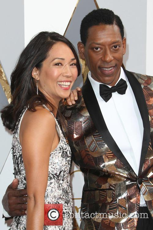 Orlando Jones and Diane Mizota 3