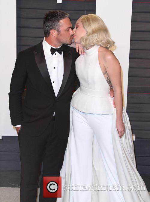 Taylor Kinney and Lady Gaga 1