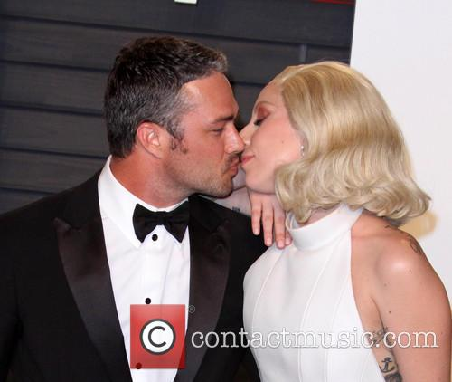 Taylor Kinney and Lady Gaga 3