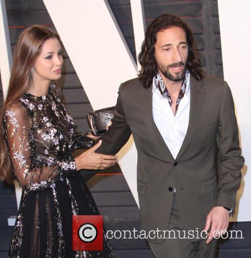 Adrien Brody and Lara Lieto 11