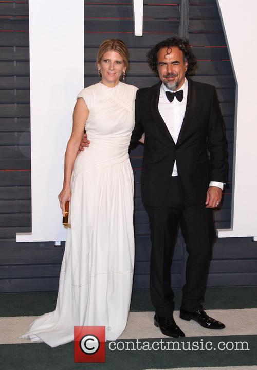 Alejandro Gonzalez Inarritu and Maria Eladia Hagerman 1