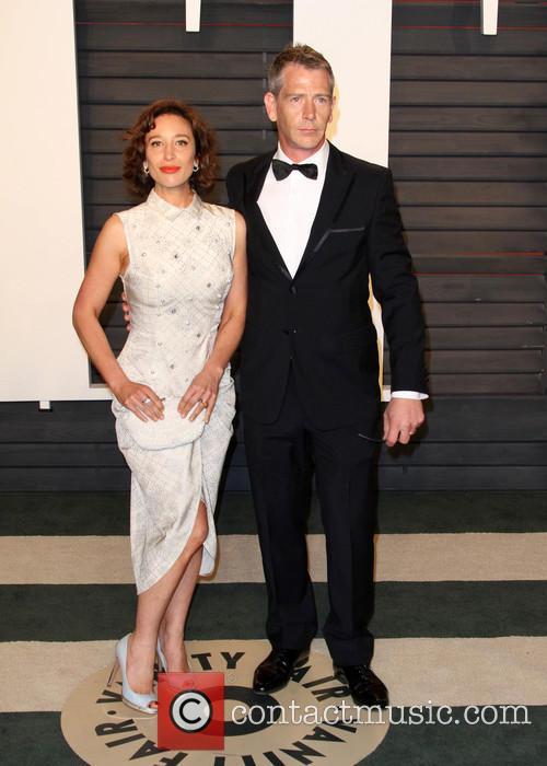 Ben Mendelsohn and Emma Forrest 1