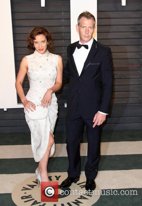 Ben Mendelsohn and Emma Forrest 2