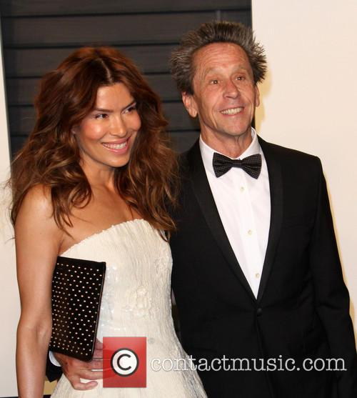 Veronica Smiley and Brian Grazer 2