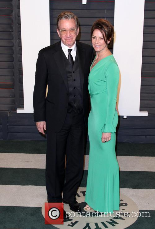 Tim Allen and Wife Jane Hajduk