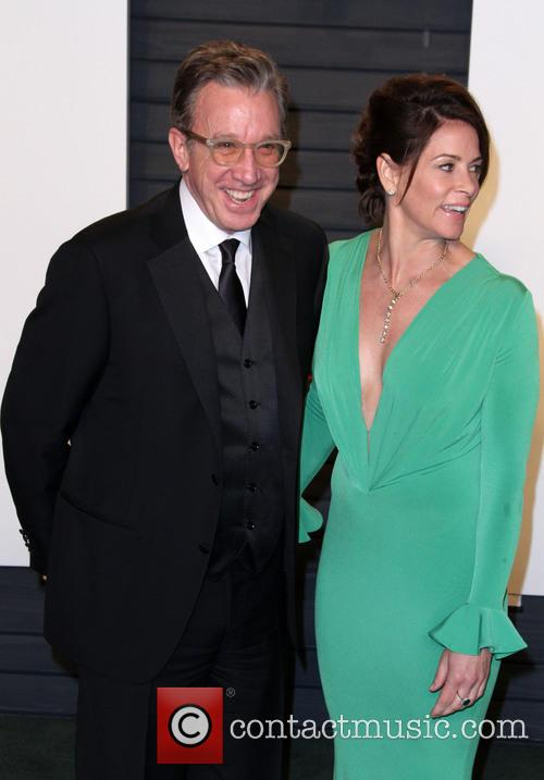 Tim Allen and Wife Jane Hajduk 3
