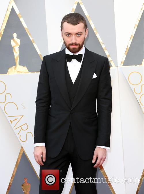 Sam Smith Apologises To Dustin Lance Black After Oscars Faux Pas