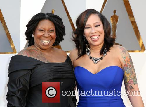 Whoopi Goldberg and Alex Martin 1