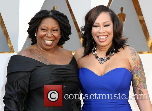 Whoopi Goldberg and Alex Martin 2