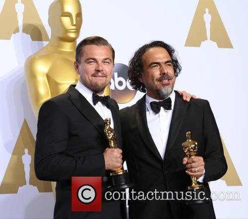 Leonardo Dicaprio and Alejandro G. Iñárritu 5