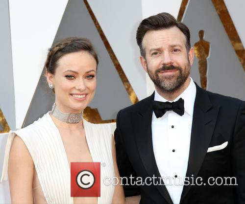 Olivia Wilde and Jason Sudeikis 2