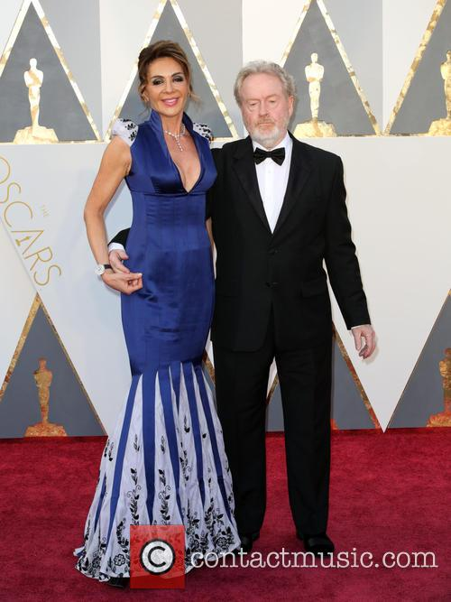 Ridley Scott and Guest 1