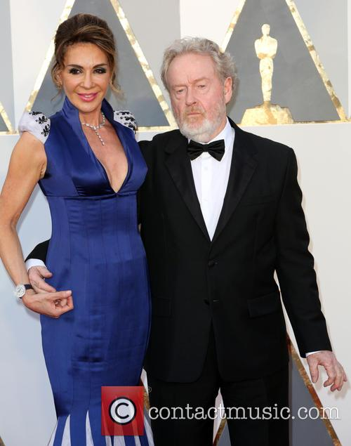 Ridley Scott and Guest 2