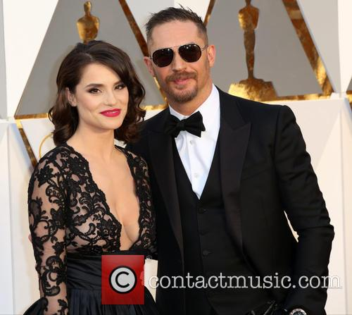 Tom Hardy and Charlotte Riley 2