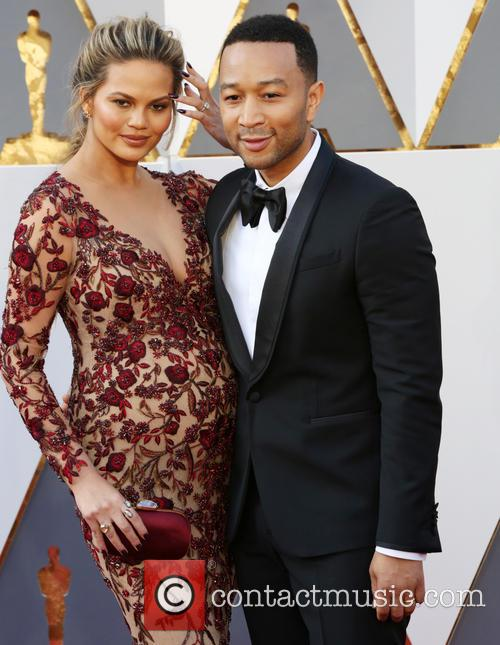 Chrissy Teigen and John Legend 11