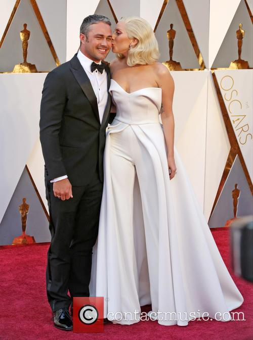 Taylor Kinney and Lady Gaga 5