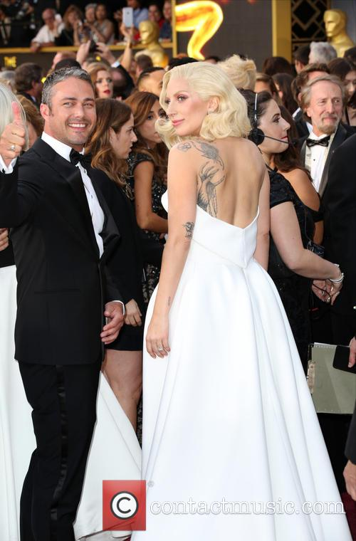 Taylor Kinney and Lady Gaga 7