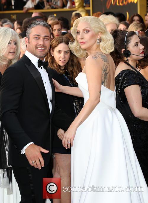 Taylor Kinney and Lady Gaga 8