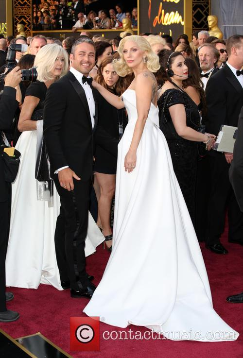 Taylor Kinney and Lady Gaga 9