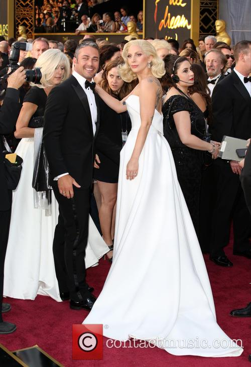 Taylor Kinney and Lady Gaga 10