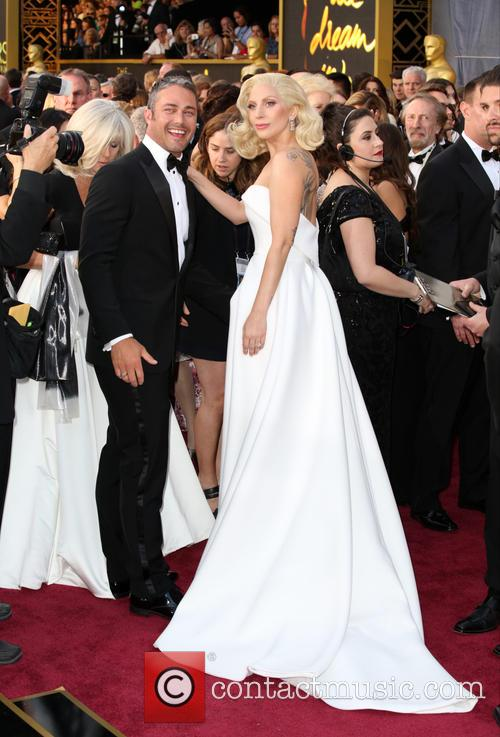 Taylor Kinney and Lady Gaga 11