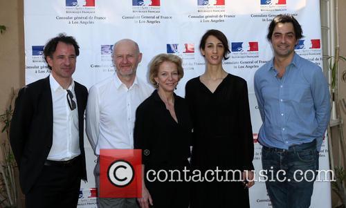 Deniz Gamze Erguven, Charles Gillibert, Jean-paul Salome, Xavier Lardoux and Frederique Bredin 2
