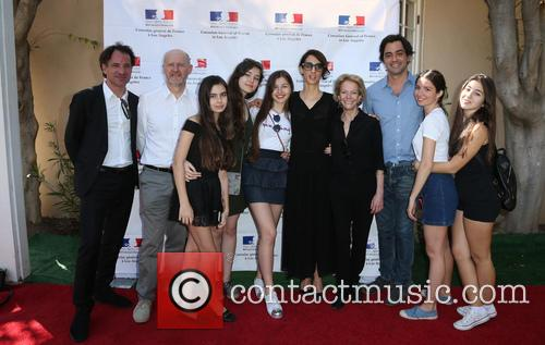 Champagne Brunch Reception Honoring The French Nominees For...