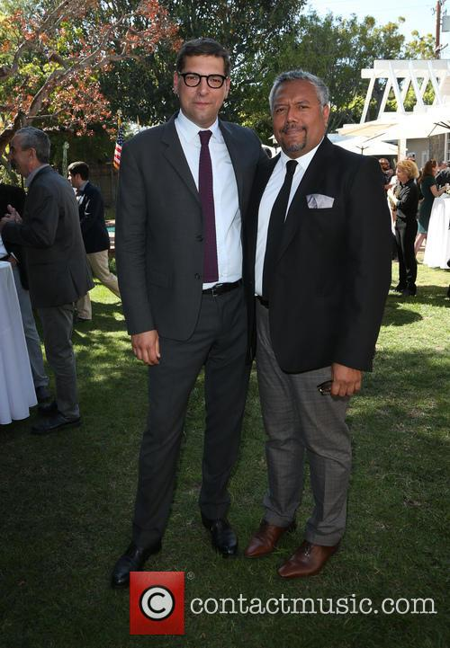 Consul General Of France, Christophe Lemoine and Husband 5