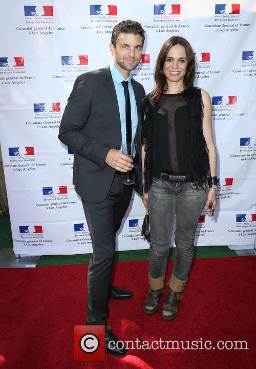 Sebastien Cipolla and Melissa Mars 1