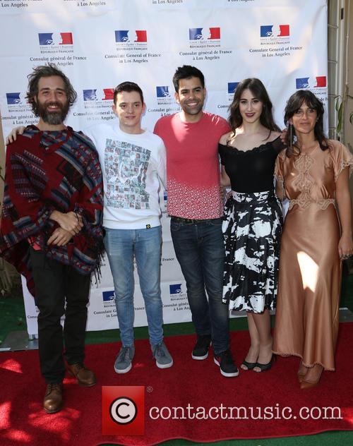 Basil Khalil, Eric Raphael Mizrahi, Daniel Yanez Khalil, Maria Zreik and Maya Koren 1