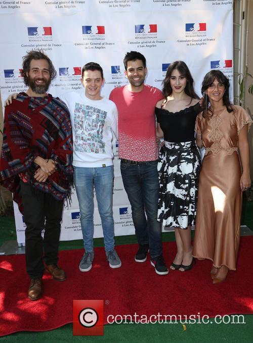 Basil Khalil, Eric Raphael Mizrahi, Daniel Yanez Khalil, Maria Zreik and Maya Koren 2