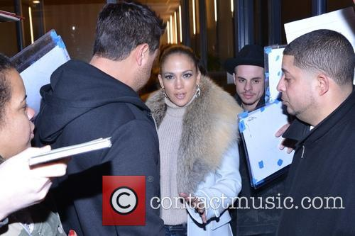 Jennifer Lopez and Casper Smart 6