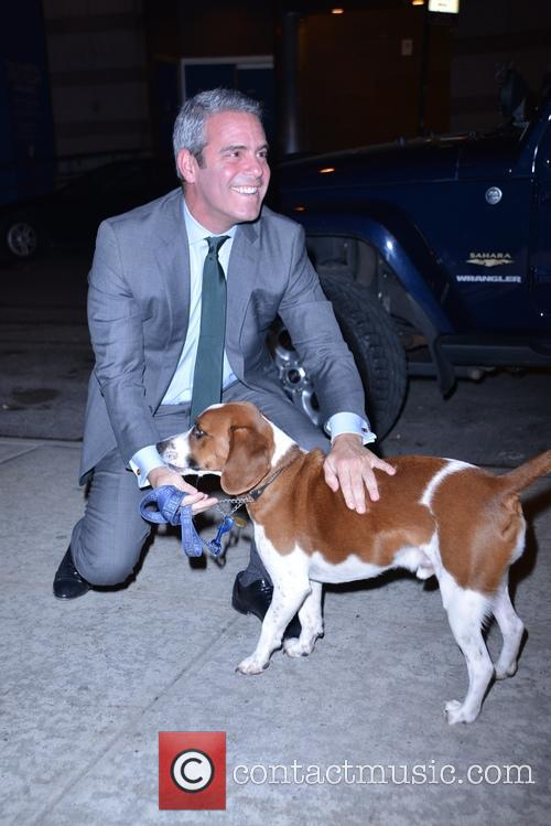 Andy Cohen and Wacha 1