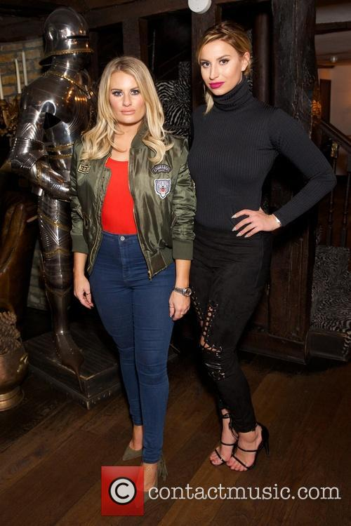 Danielle Armstrong and Ferne Mccann 1