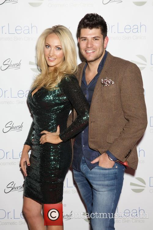 Leah Totton and Mark Wright 1