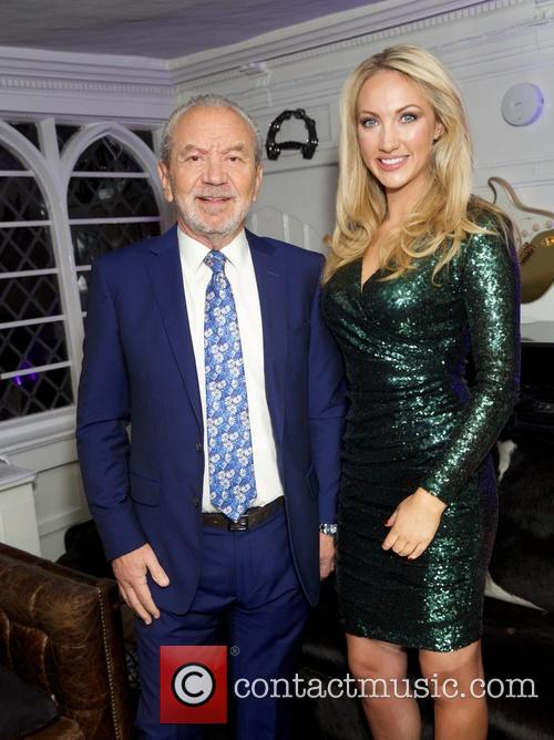 Alan Sugar, Leah Totton and Apprentice